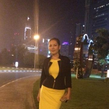 Ayya, 30, Istanbul, Turkey