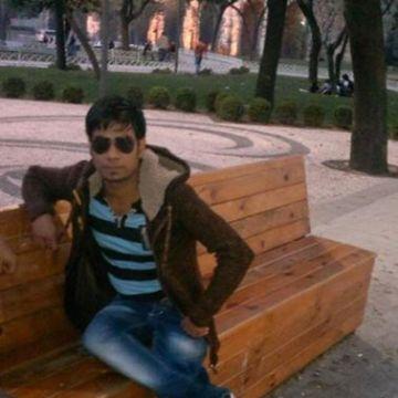 Rajib James, 28, Istanbul, Turkey