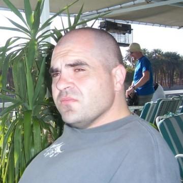 Carlos Martin Escuela, 40, La Laguna, Spain