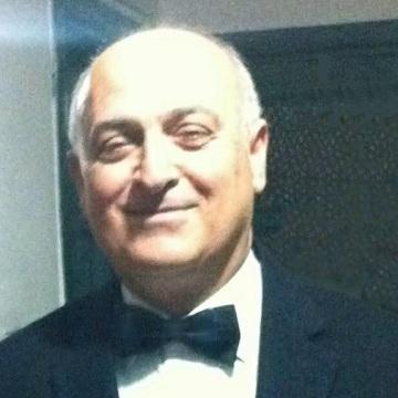 Ayhan, 59, Istanbul, Turkey
