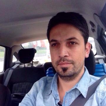 Muhammet Kapukaya, 38, Istanbul, Turkey