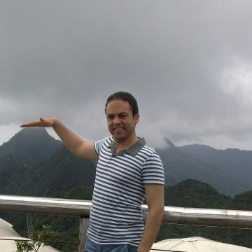 Mohamed, 32, Cairo, Egypt