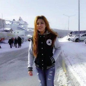 ARiska Dewi Dewi, 21, Bursa, Turkey