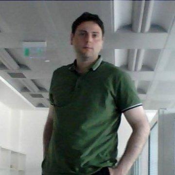 Alparslan Ozturk, 39, Ankara, Turkey