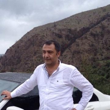 Harun, 41, Ankara, Turkey
