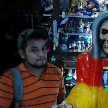 Tito Om, 36, Guadalajara, Mexico