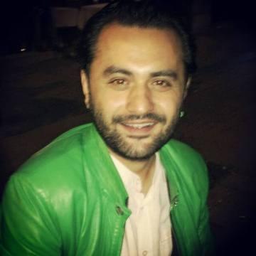 Aydın Şanlı, 38, Istanbul, Turkey