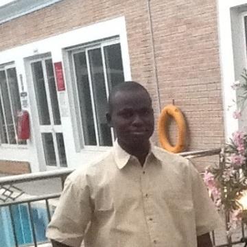 Victor Jack , 30, Lagos, Nigeria