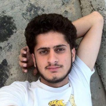 Hamza, 22, Rawalpindi, Pakistan
