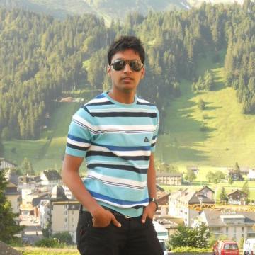 VIPUL JAIN, 28, Udaipur, India