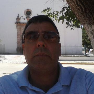 Joseluis Rubio, 60, Hidalgo Del Parral, Mexico