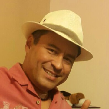 Ruben Munguia, 45, Hermosillo, Mexico