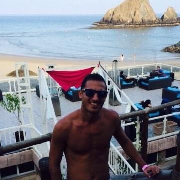 Mahmoud Osta, 34, Dubai, United Arab Emirates