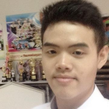 Teerawat, 20, Bangkok Noi, Thailand