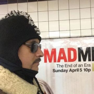 Gabriel Reyes, 41, Bronx, United States