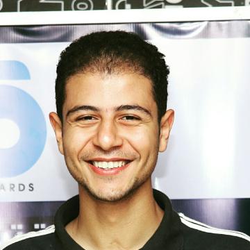osama hamed, 22, Cairo, Egypt