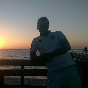 Hamed Hajiabbasi, 30, Melbourne, Australia