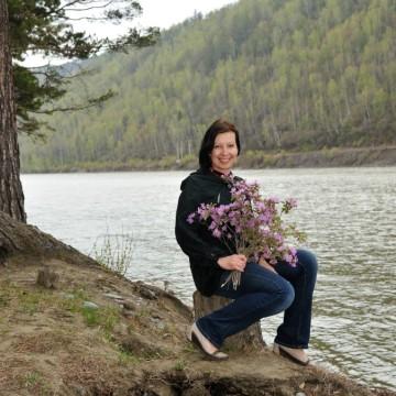 Людмила, 42, Chernogorsk, Russia