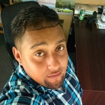 Bryan Mason, 29, Lumberton, United States