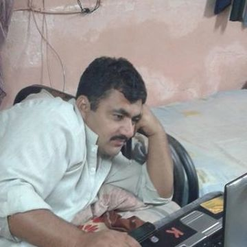 Shafaat Ali, 32, Bisha, Saudi Arabia