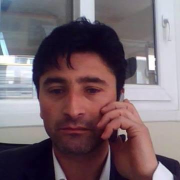 TC Kerim Kaynar, 38, Istanbul, Turkey