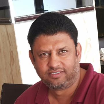 Mirza Nadeem Asif Baig, 49, Dubai, India