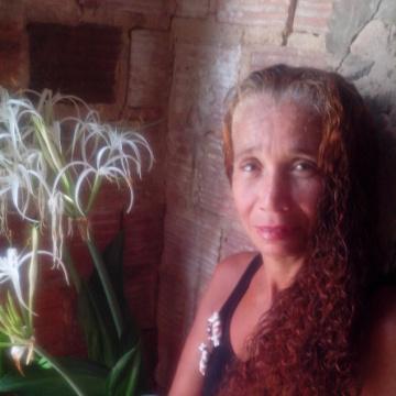 Eliete Nunes, 47, Salvador, Brazil