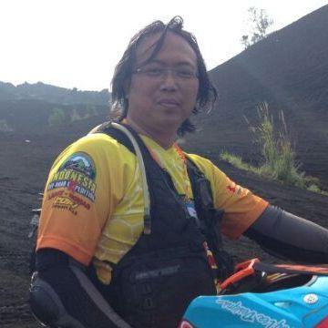 salman , 44, Bogor, Indonesia