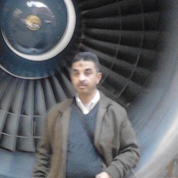 Ahmed Samir, 47, Cairo, Egypt