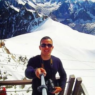 Douglas Klichovski, 26, Dublin, Ireland