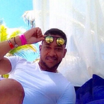 Oliver Mejia, 30, Santo Domingo, Dominican Republic
