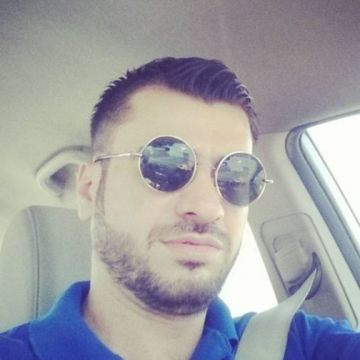 Don Speed, 31, Bagdad, Iraq