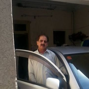 Noor Afridi, 51, Pasadena, United States