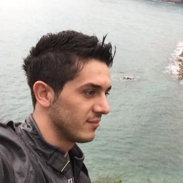 Harun Inan, 28, Manavgat, Turkey