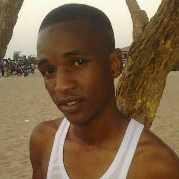 sirajo jallow, 21, Banjul, Gambia