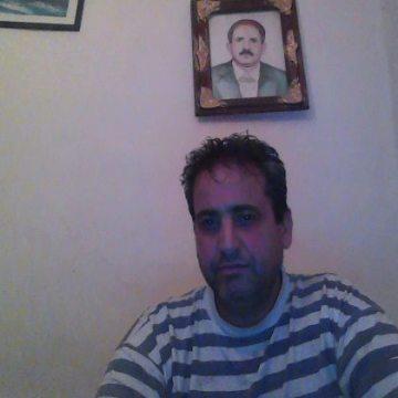 KHALED DRIDI, 48, Tunis, Tunisia