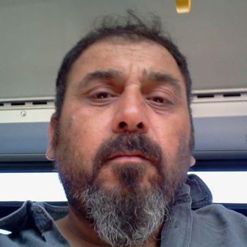 Muharrem Saraçoğlu, 47, Istanbul, Turkey