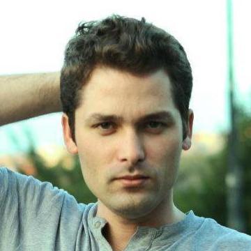 Emil Angelov, 35, Istanbul, Turkey