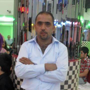 Irfan Katı, 43, Istanbul, Turkey