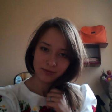 Елена, 20, Lvov, Ukraine