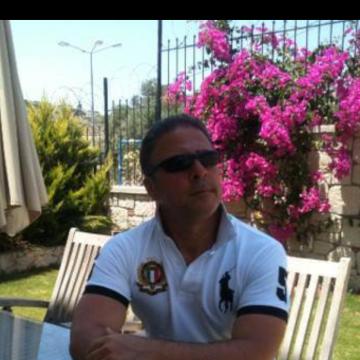 Cenk Poyra, 49, Istanbul, Turkey