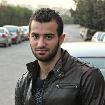 karim, 24, Cairo, Egypt