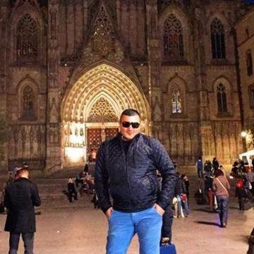Alon Topaz, 32, Netaniya, Israel