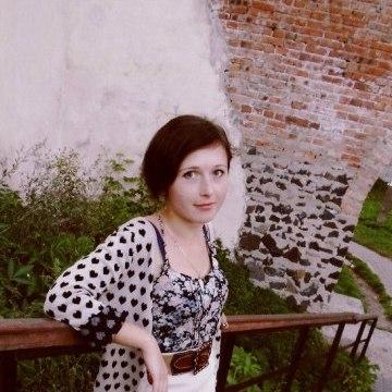Anna Mykhavevych, 24, Lutsk, Ukraine