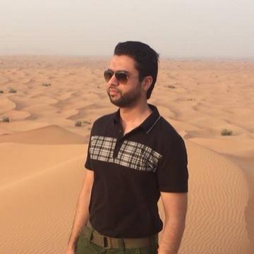 Faizan Sheikh, 31, Dubai, United Arab Emirates