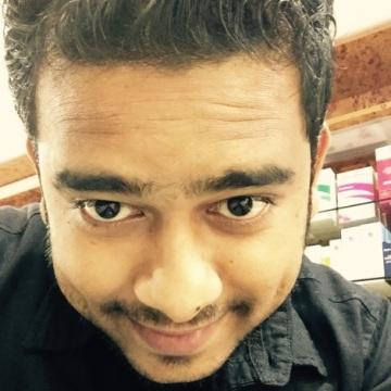 Mohamed Nizam, 29, London, United Kingdom