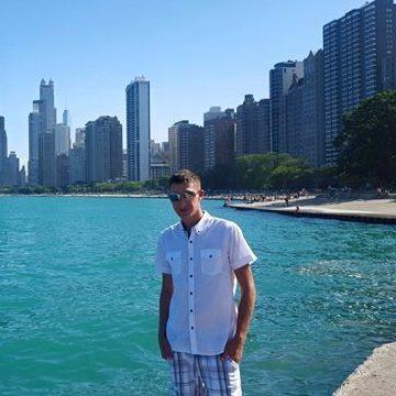Adrian Sebastian Klose, 28, Addison, United States