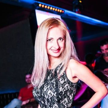 Kate, 30, Dubai, United Arab Emirates