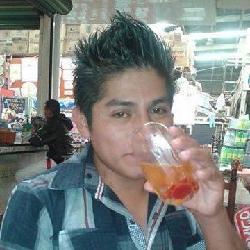oscar morales reyes, 27, Puebla, Mexico