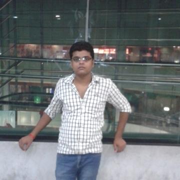 Vikas Kumar, 25, Delhi, India